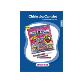 Chicles Tira Camelot Bolsa 200U.