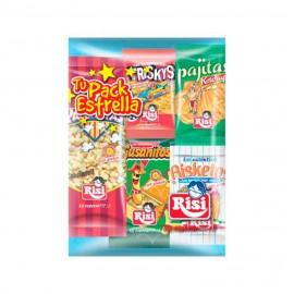Tu Pack Estrella 5U/Bolsa X 12U/Caja