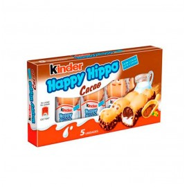 KINDER HAPPY HIPPO CACAO T5X1