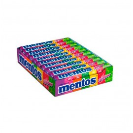MENTOS RAINBOW 20X37,5G.