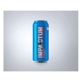 IMPACTUM ENERGY DRINK FAST 24X500ML. P.V.P1€