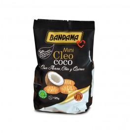 Bandama Mini Cleo Coco (Avena,Chia,Quinoa) 125Gr.