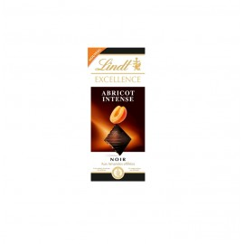 LINDT EXCELLENCE ABRICOT INTENSE 20X100GR.