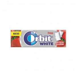 Orbit White Fresa 30Un.