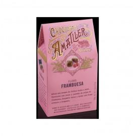AMATLLER ESTUCHE FLORS FRAMBUESA 9UX75GR.