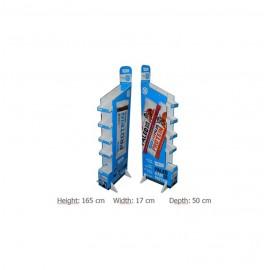 Expositores Carton Maxsport 5 Bandas