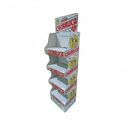 Expositor Vertical Churruca Carton 4 Baldas