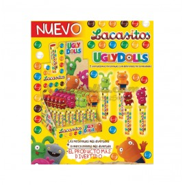 LACASITOS TOY UGLY DOLLS 20UNX20GR.