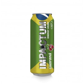 IMPACTUM ENERGY DRINK  GUARANA 24X500ML P.V.P.1€