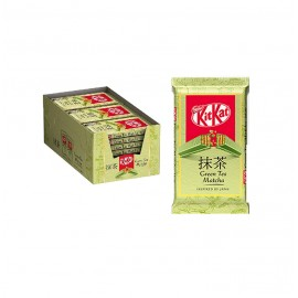 Kit Kat Green Tea Matcha 24X41,5Gr.