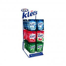 Fini Expositor Klets Chicle S/Azucar Rf.1128000036