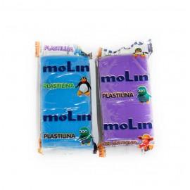 Molin Plastelina 50Gr. Colores Surt.Ref.Ptl976-30