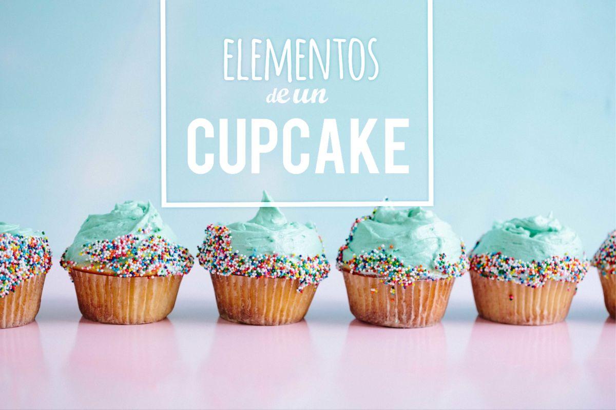 Qu partes tiene un cupcake leoter tenerife - Cupcakes tenerife ...