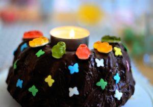 Dulces fiesta cumpleaños infantil