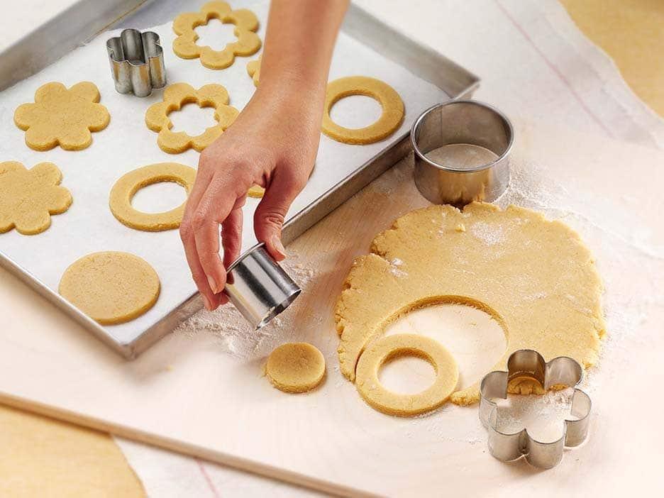 Haz tus propias galletas con nutella