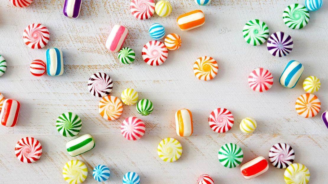 Las ventajas de los caramelos sin azúcar - Leoter Tenerife