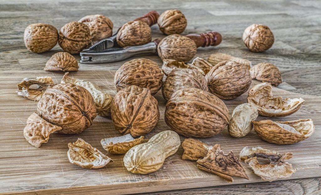 frutos secos proteínas