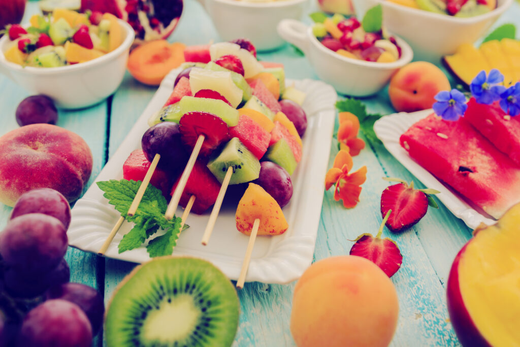 Snacks verano